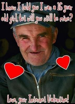 Valentine Dirty Old Man