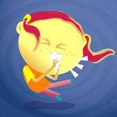 Funny Boob sneezejpg