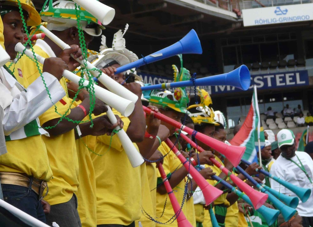 Vuvuzela crazy
